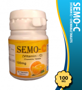 SEMO-C (Vitamin C) – Chewable Tablets