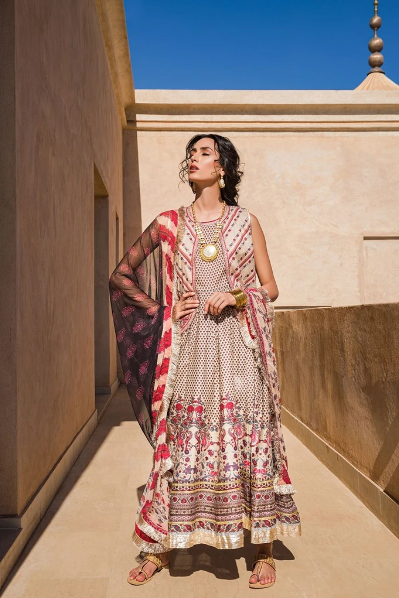 Sobia Nazir Vital Lawn 2020 Collection – 10A