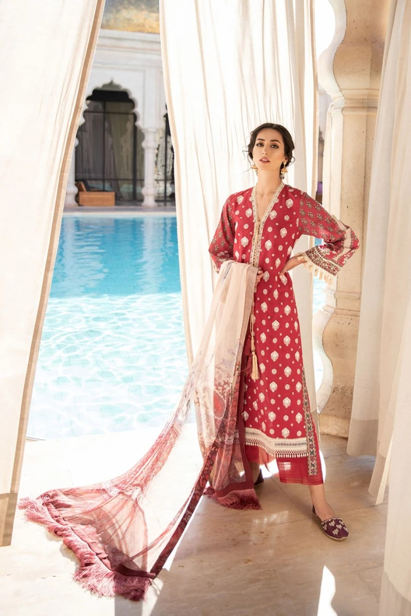 Sobia Nazir Vital Lawn 2020 Collection – 4A