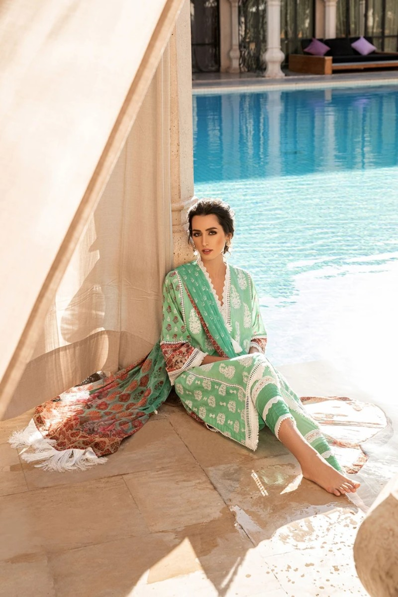 Sobia Nazir Vital Lawn 2020 Collection – 6B