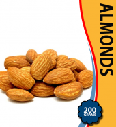 Almonds – 200 Grams