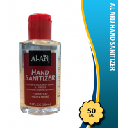 Al Arij Hand Sanitizer – 50ml