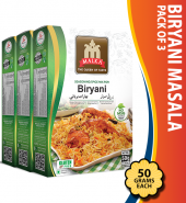 Biryani Masala 50g Pack of 3