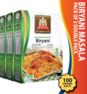 Biryani Masala Pack of 3 Double Pack 100g