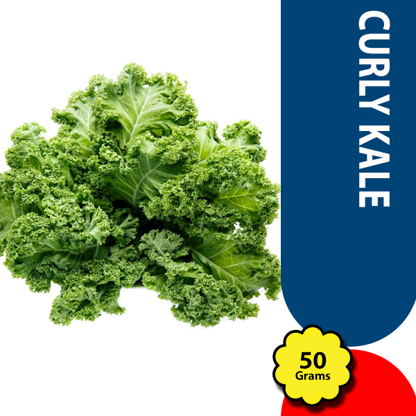 Curly Kale (50g)