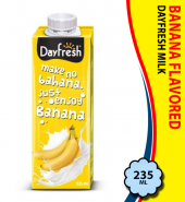 Dayfresh Banana Flavored Milk – 235ml