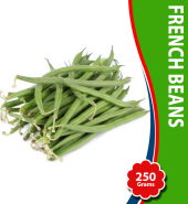 French Beans (250g)