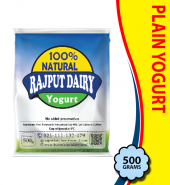 Plain Yogurt – 500 grams