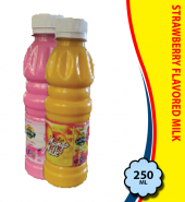 Strawberry Flavored Milk – 250ml