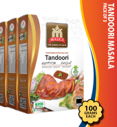 Tandoori Masala 100g pack of 3